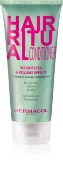 Dermacol Hair Ritual stärkender Conditioner für mehr Haarvolumen