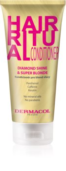 Dermacol Hair Ritual Conditioner for Blonde Hair