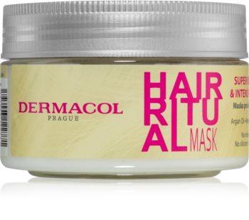 Dermacol Hair Ritual maska za blond lase