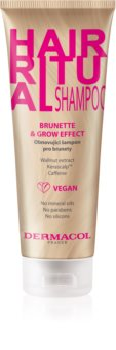 Dermacol Hair Ritual erneuerndes Shampoo für braune Farbnuancen des Haares