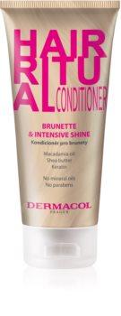 Dermacol Hair Ritual Conditioner für braune Farbnuancen des Haares
