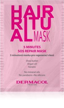 Dermacol Hair Ritual intenzivní regenerační maska na vlasy