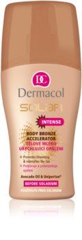 Dermacol Solar mlijeko za tijelo ubrzava tamnjenje