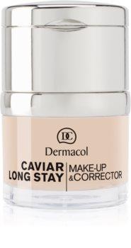 Dermacol Caviar Long Stay długotrwały korektor z wyciągiem z kawioru i efektem wygładzającym