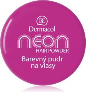 Dermacol Neon pó fixador de cabelo