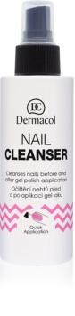 Dermacol Nail Clenser detergente per unghie in spray