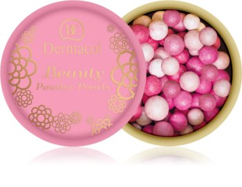 Dermacol Beauty Powder Pearls perles teintées pour le visage