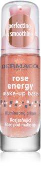 Dermacol Pearl Energy Egységesítő sminkalap fáradt bőrre