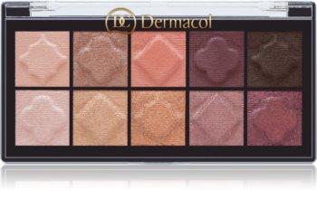Dermacol Matt & Pearl Lidschatten-Palette