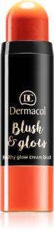 Dermacol Blush & Glow Creme-Rouge (aufhellend)