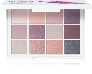 Dermacol Luxury Eyeshadow Palette szemhéjfesték paletta