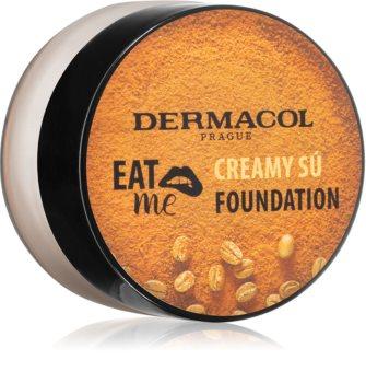 Dermacol Eat Me Creamy Sú mattierendes Make-up