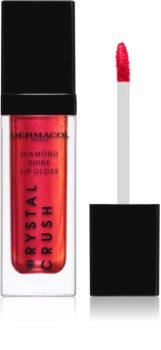 Dermacol Crystal Crush brillant à lèvres scintillant