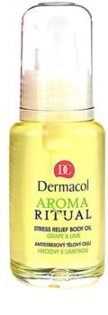 Dermacol Aroma Ritual óleo corporal anti-stress
