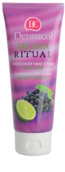 Dermacol Aroma Ritual Grape & Lime Antistress håndcreme