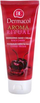 Dermacol Aroma Ritual Black Cherry creme de mãos