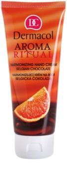 Dermacol Aroma Ritual Belgian Chocolate creme de mãos