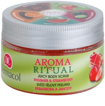 Dermacol Aroma Ritual esfoliante corporal refrescante