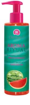 Dermacol Aroma Ritual Fresh Watermelon savon liquide rafraîchissant