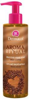 Dermacol Aroma Ritual Irish Coffee tekuté mýdlo