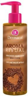 Dermacol Aroma Ritual sabonete líquido desintoxicante com doseador
