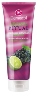 Dermacol Aroma Ritual Grape & Lime antistresový sprchový gel