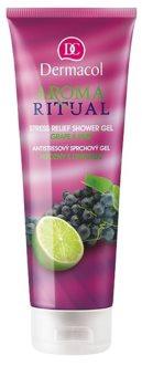 Dermacol Aroma Ritual Grape & Lime gel de ducha antiestrés