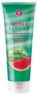 Dermacol Aroma Ritual Fresh Watermelon gel de duche refrescante