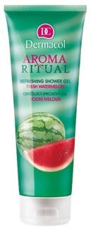 Dermacol Aroma Ritual Fresh Watermelon gel douche rafraîchissant