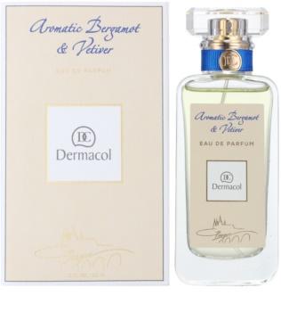 Dermacol Aromatic Bergamot & Vetiver eau de parfum para homens