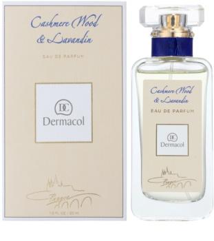 Dermacol Cashmere Wood & Lavandin Eau de Parfum para homens 50 ml