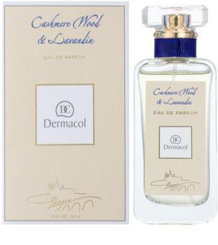 Dermacol Cashmere Wood & Lavandin парфюмированная вода унисекс