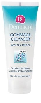 Dermacol Cleansing gel limpiador facial con aceite del árbol del té