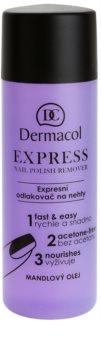 Dermacol Express solvente per unghie senza acetone