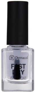 Dermacol Fast Dry base coat per unghie