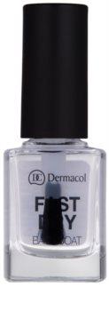 Dermacol Fast Dry verniz pré-base para unhas