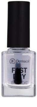Dermacol Fast Dry основа під лак для нігтів