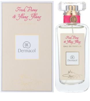 Dermacol Fresh Peony & Ylang Ylang eau de parfum hölgyeknek
