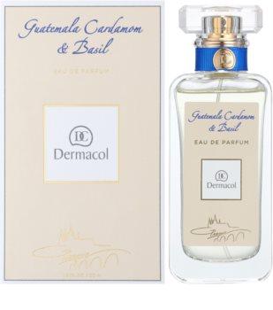 Dermacol Guatemala Cardamom & Basil Eau de Parfum mixte