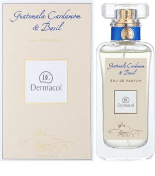 Dermacol Guatemala Cardamom & Basil parfumovaná voda unisex