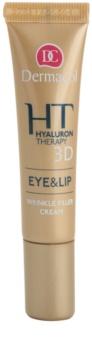 Dermacol HT 3D krema za preoblikovanje predela okoli oči in ustnic