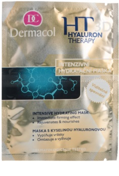 Dermacol HT 3D masque hydratant intense à l'acide hyaluronique