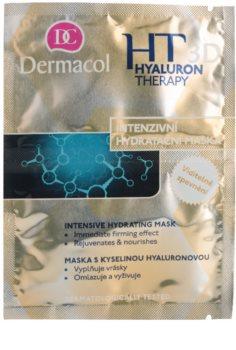 Dermacol HT 3D інтенсивна зволожуюча маска з гіалуроновою  кислотою