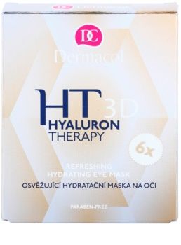 Dermacol HT 3D osvježavajuća hidratantna maska za oči