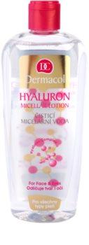 Dermacol Hyaluron Rensende micellar vand