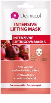 Dermacol Intensive Lifting Mask 3D sheet lifting maska