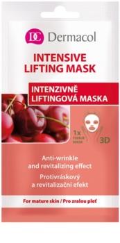 Dermacol Intensive Lifting Mask máscara em folha 3D reafirmante