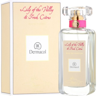 Dermacol Lily of the Valley & Fresh Citrus eau de parfum hölgyeknek