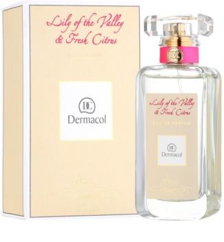 Dermacol Lily of the Valley & Fresh Citrus parfémovaná voda pro ženy