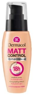 Dermacol Matt Control fond de teint matifiant
